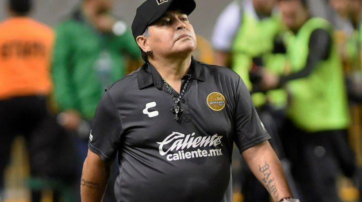 Maradona compartió un video y llamó a no votar a Macri