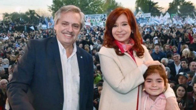 Seguí en vivo el cierre de campaña en Rosario del Frente de Todos