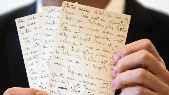 Manuscritos. Los textos permanecieron ocultos durante décadas.