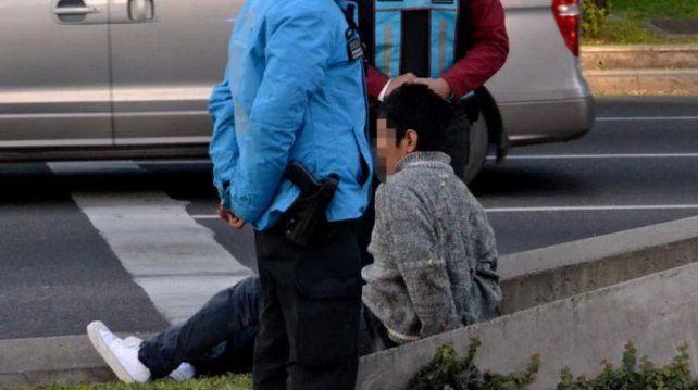 Atraparon a un joven que intentó abusar de una joven dentro de un colectivo