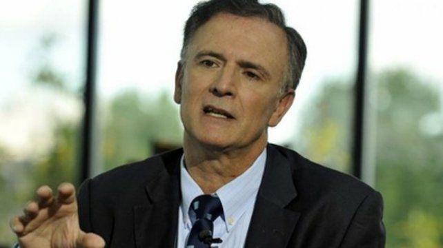 El periodista del diario Clarín.