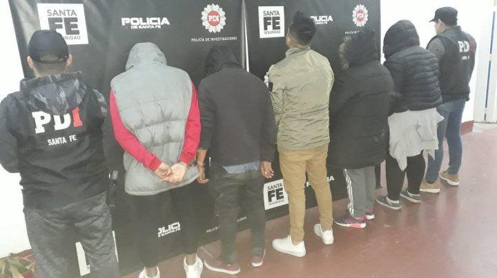 Cinco detenidos por el asesinato que cometieron dos policías