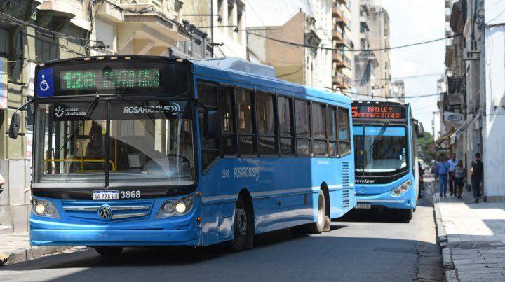 El domingo habrá colectivos gratis en Rosario con motivo de las Paso