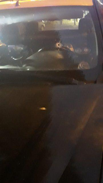 Un taxista recibió un tiro en el pecho en un ataque en la zona sur
