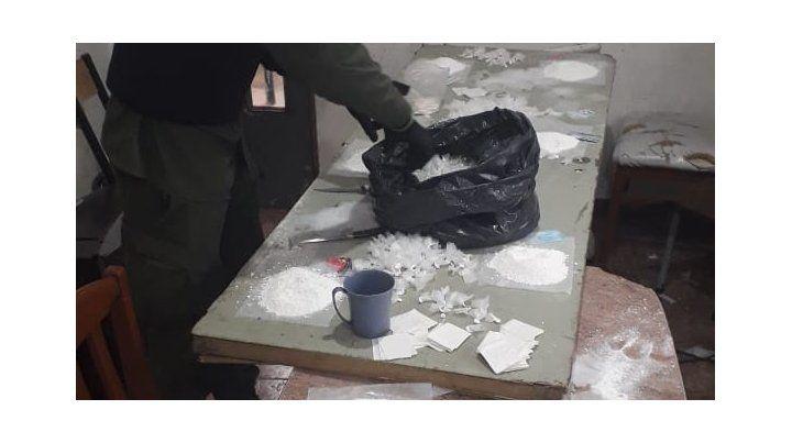 Diecisiete detenidos en un operativo antidroga en la zona sudoeste