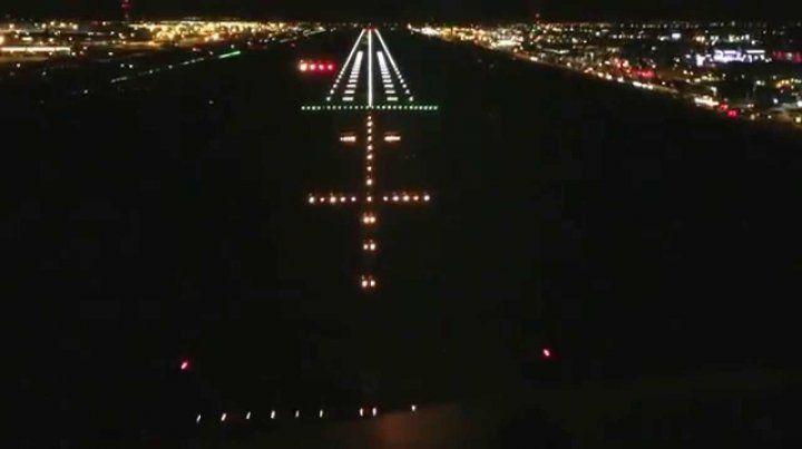 El aeropuerto de Rosario tendrá equipamiento para operar los días de niebla