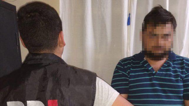Uno de los sospechosos fue detenido en Corrientes.