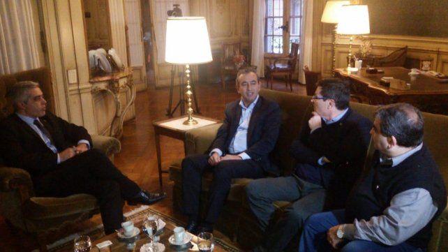 Javkin anticipó que a fines de octubre tendrá definido el gabinete municipal