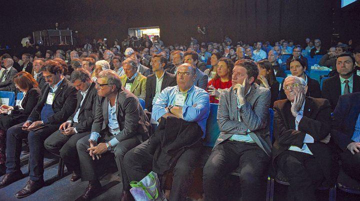 Unos cinco mil asistentes se dieron cita en el Centro de Convenciones Metropolitano de Rosario para participar de un nuevo congreso de Aapresid.