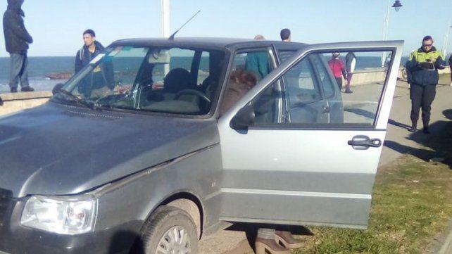 La víctima tiene 61 años y está internada en terapia intensiva. (Foto: Gentileza Ahora Mar del Plata).