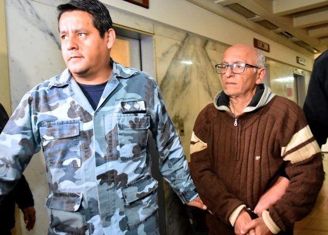 Viglione lleva tres años en prisión
