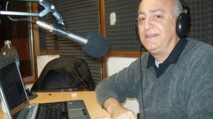 Radio. Viglione era una voz familiar para los marplatenses.