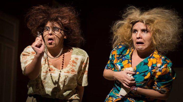Equipo. María Pía Soler y Marianela Druetta