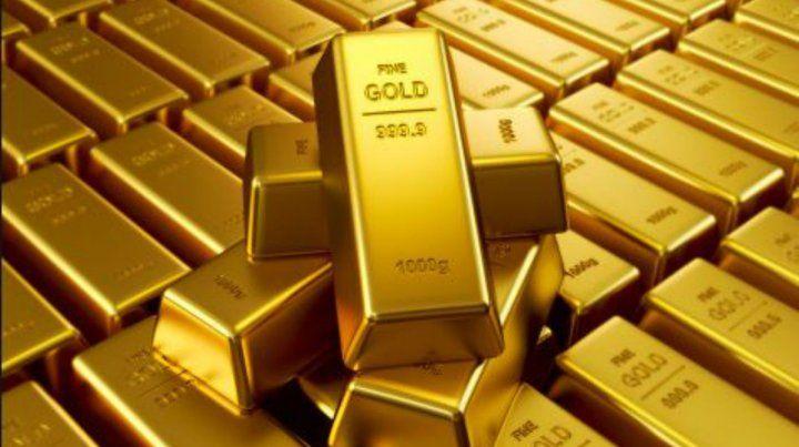 El oro lideró las alzas de los activos seguros en la economía global