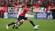 En carrera. Albertengo saca ventaja para ser el titular frente a Unión.