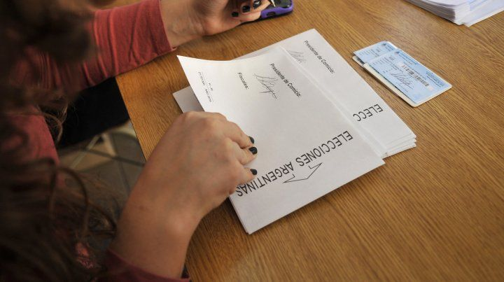 Cuáles son los diferentes tipos de votos que pueden emitir los electores