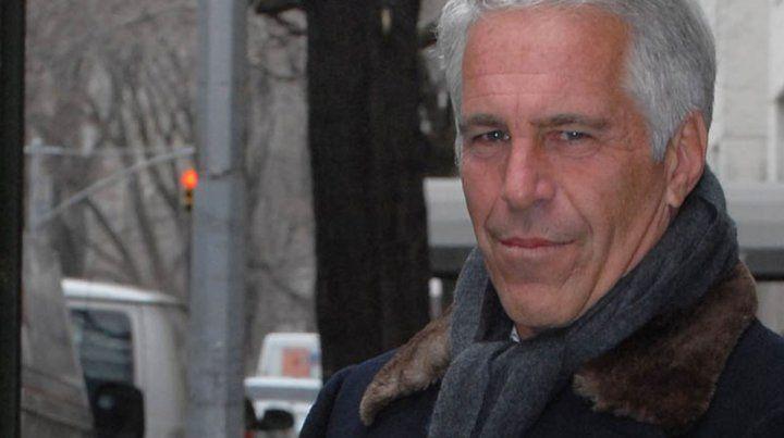 El millonario Jeffrey Epstein fue hallado ahorcado en la cárcel