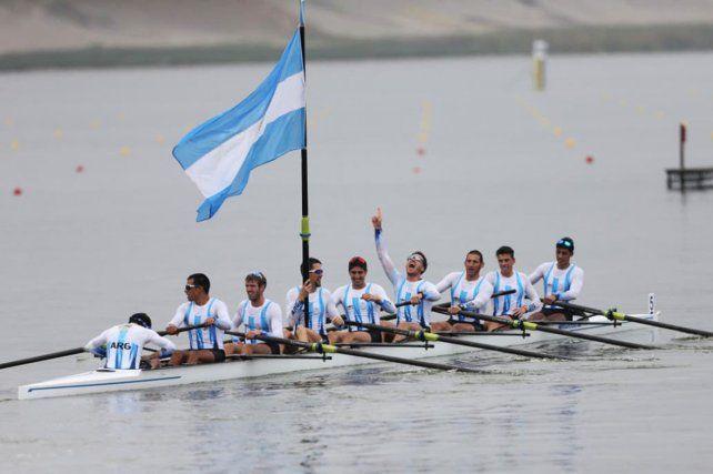 Los Leones clasificaron para Tokio 2020 en una jornada de oro para Argentina en los Panamericanos