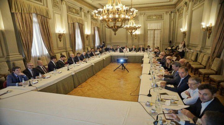 La primera reunión del directorio del Matba Rofex se realizó en Rosario