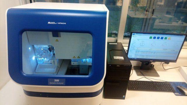 Novedad. El secuenciador con el que ya trabajan los investigadores del Acuario Río Paraná.