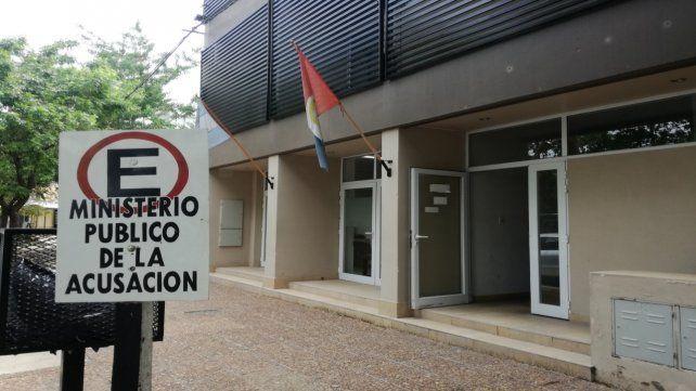 La investigación. El caso recaló en el Ministerio Público de la Acusación de Casilda.