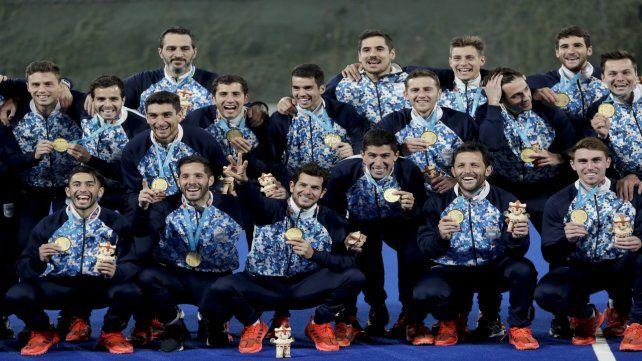 Van por todo. Los campeones olímpicos de Río 2016 ya tienen pasaje para revalidar el más importante título del hockey masculino.