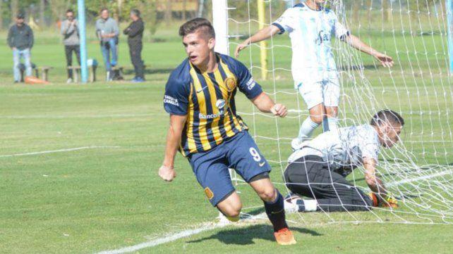 El juvenil Coscia rescindió contrato con Central.