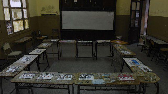 Para diputados había 26 boletas y para presidente diez fórmulas.