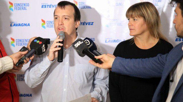 Las mesas testigo del socialismo le dan el triunfo a Alberto Fernández en Santa Fe