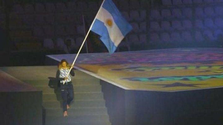 La gran bandera argentina