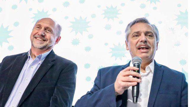 Perotti dijo que con Fernández empieza un período de
