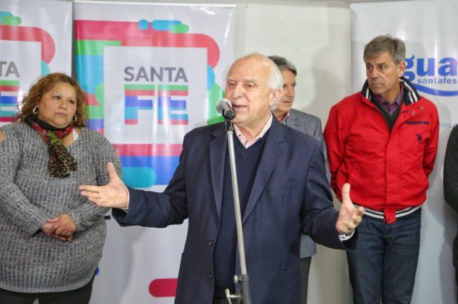 El gobernador Miguel Lifschitz analizó el resultado de las Paso y su impacto en la economía.
