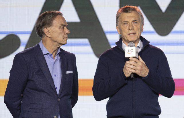 Pichetto dijo que Macri llamará a los otros candidatos a presidente