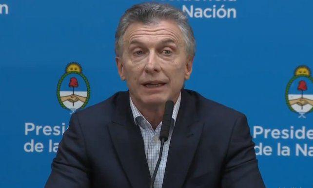 Macri: El kirchnerismo no despierta confianza y eso nos daña a todos los argentinos