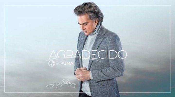 El Puma Rodríguez lanzó su single Agradecido