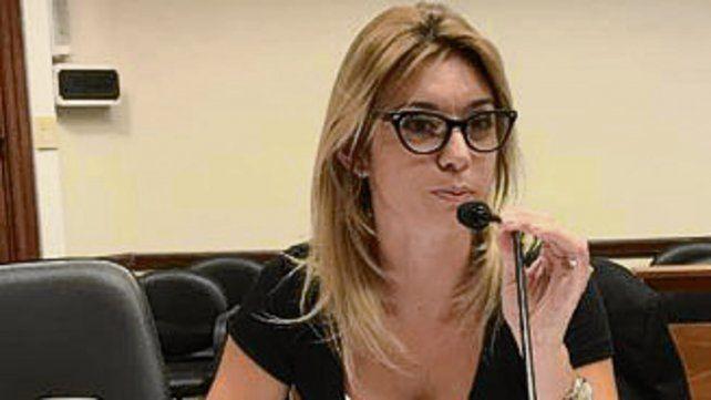 Fiscal María Laura Martí.