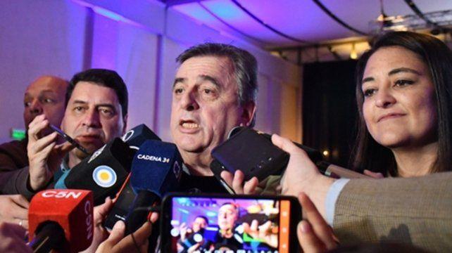 Reflexivo. El diputado cordobés Mario Negri analizó las elecciones.