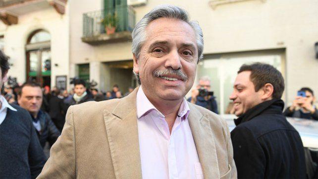 Alberto Fernández: ¿A quién no le gustaría tener a Lavagna de ministro de Economía?