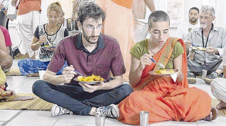 Argentina. Shakti cuenta la historia de Federico