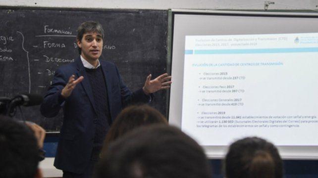 Adrián Pérez (Ministerio del Interior)