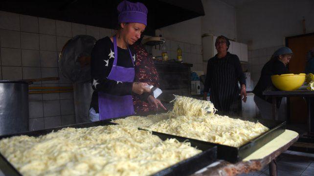 Organizaciones sociales denuncian un atraso en los programas de alimentación