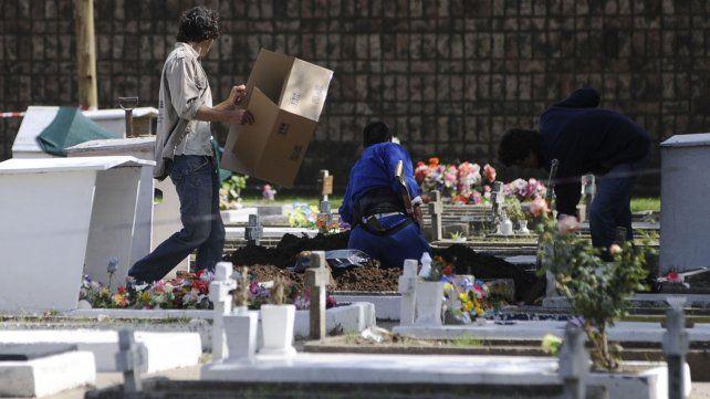 Identifican a un joven ejecutado en 1975 y enterrado en San Lorenzo
