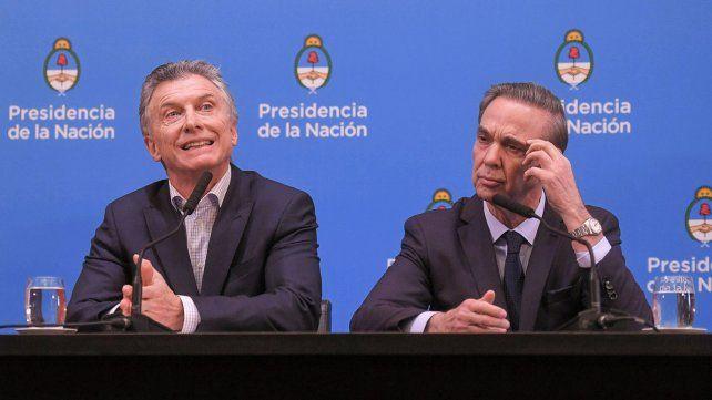 Macri dijo que va a insistir para hablar con Alberto Fernández
