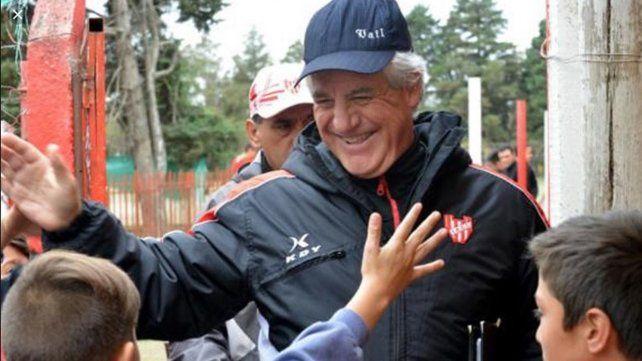 A los 59 años falleció el ex técnico de Central Hector Chulo Rivoira