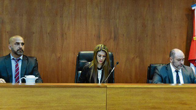 Tribunal. Rafael Coria