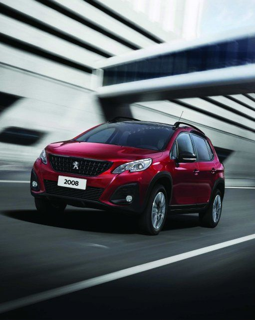 NUEVO SUV PEUGEOT 2008 : Revalida los códigos SUV Peugeot