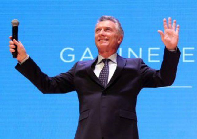 Macri: El poder actúa como si ya no estuviéramos, pero acá estamos