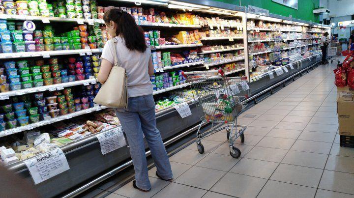 La inflación de julio fue del 2,2 por ciento, pero aún no impactó la devaluación