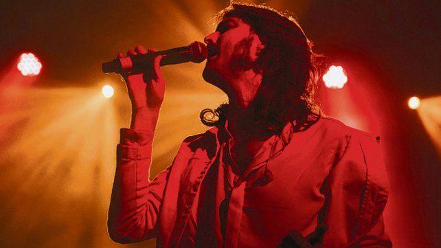voz líder. Joaquín Vítola ha recibido elogios como frontman y cantante.