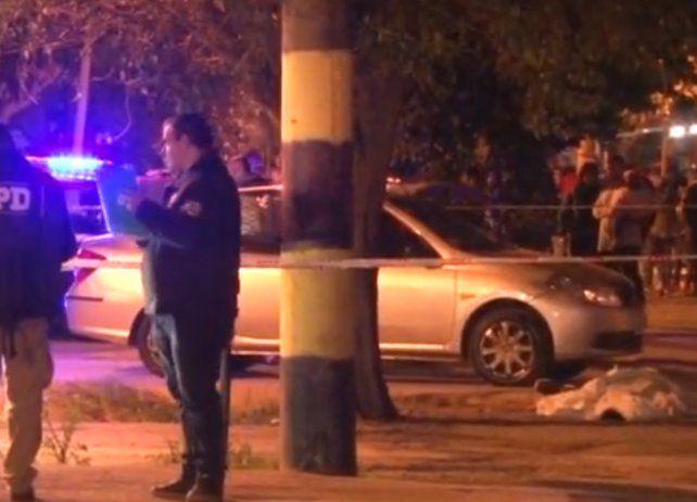 Asesinaron de un balazo en la cabeza a un hombre en zona sur
